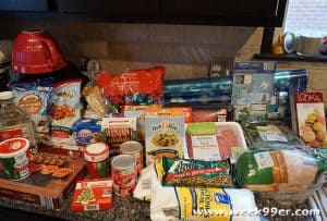 aldi holiday haul offerings