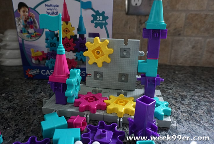 Let them Build and Learn with the Castle Gears