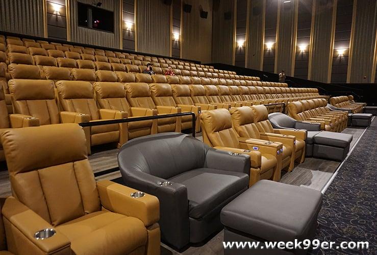 Emagine novi movie theatre