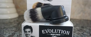 Change the Way They Shave with an Evolution Brush