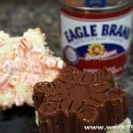 Quick and Easy Peppermint Bark Fudge Recipe