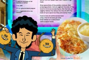 Celebrate Hanukah with Eight Days of Latkes Song & Recipe from DreamWorks Home #DreamworksHome