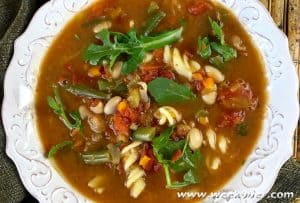 minestrone soup recipe gluten free