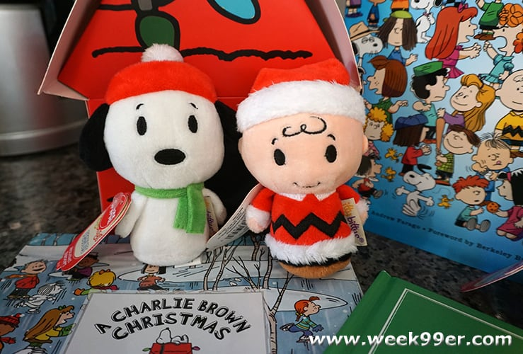 Peanuts Christmas Giveaway