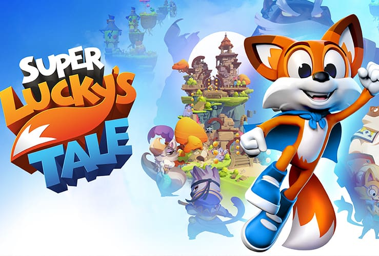super lucky tale and where to get it