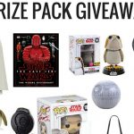 Enter to win a Star Wars: The Last Jedi Prize Package #Starwars #Thelastjedi #THBGiveaway