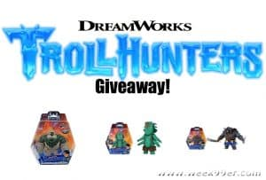 Win a Trollhunters Pop Figurine Prize Package! #trollhunters