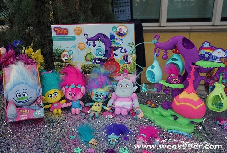 DreamWorks Trolls Toys