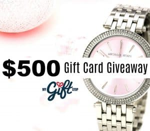 my gift shop valentine's gift ideas and giveaway