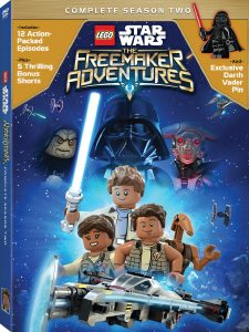 LEGO Star Wars: The Freemaker Adventures Season 2 release