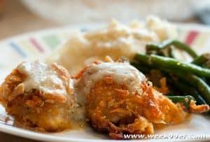 Cheddar Baked Chicken Recipe
