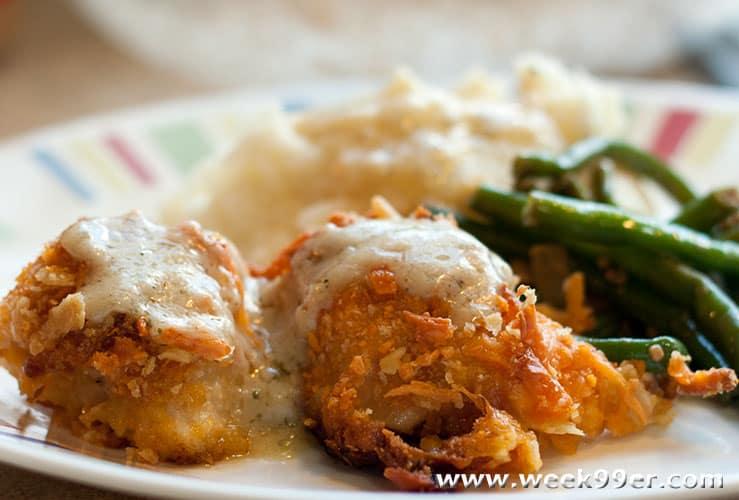 cheddar chicken recipe