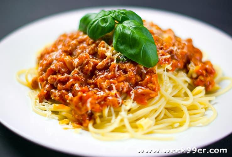 dinner ideas with tomato sauce