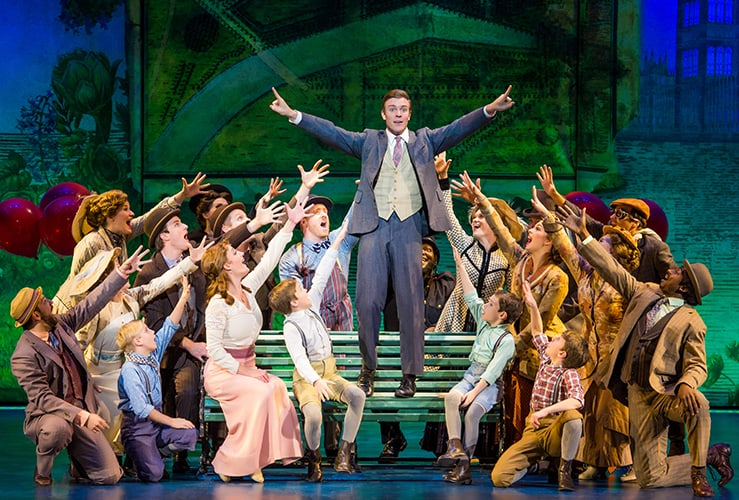 finding neverland broadway in detroit tickets