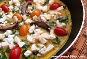 stove top Frittata recipe