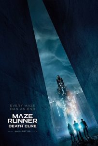 maze runner the death cure review