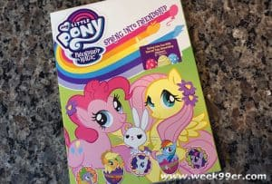 Hop into Spring with My Little Pony Friendship Is Magic: Spring Into Friendship