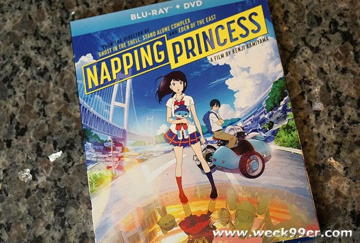 napping princess review