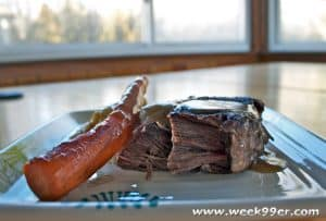 Slow Cooker Roast Beef Dinner Recipe