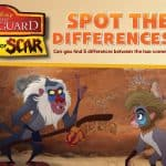 The Lion Guard: The Rise of Scar Is Comes to Disney DVD + Activity Sheets