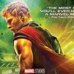 Thor: Ragnorak Coming Home in March #ThorRagnarok