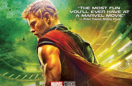 Thor: Ragnorak Coming Home in March #ThorRagnarok