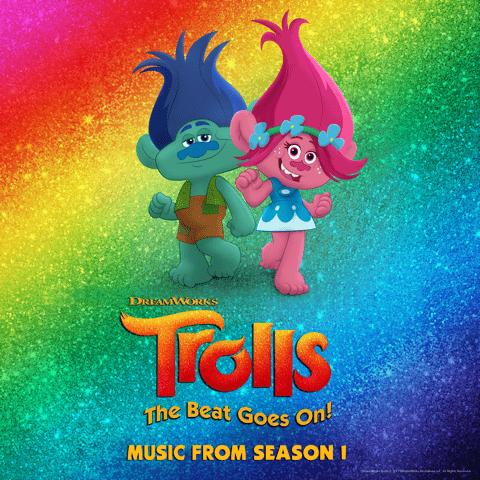 trolls season 1 soundtrack