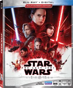 the last jedi dvd release