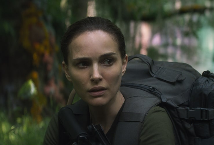 From a Sci-Fi Lover to a Passive Viewer an Annihilation Review in Two Parts