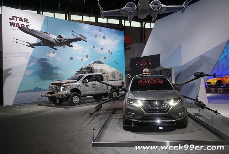 Nissan Chicago Auto Show 2018