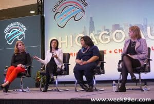 What Drives Her Chicago Auto Show 2018