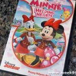Lessons of Love and Helpfulness in Minnie: Helping Hearts now on DVD