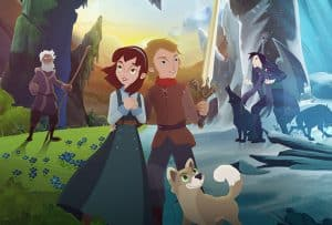 Watch the Ice Dragon: Legend of the Blue Daisies Trailer Here!