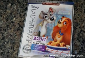 Lady and the Tramp Comes Wags it's Way Back into Our Hearts with it's Latest Release