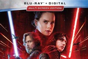 Lucasfilm's Star Wars: The Last Jedi Comes Home in March #thelastjedi