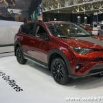 Five Reasons to Visit Toyota at the Cleveland Auto Show #ToyotaRocksCleveland #CLEAutoshow #Agirlsguidetocars #Letsgoplaces