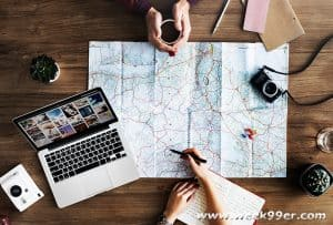 How to Plan to Travel Across the Country