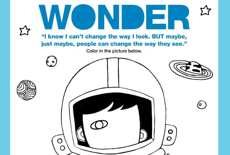 wonder coloring pages New Wonder Coloring Sheets and More! wonder coloring pages