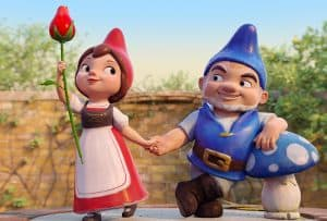 Sherlock Gnomes is Fun for the Whole Family