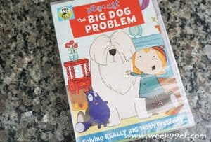 Large New Friends and Math in Peg + Cat: The Big Dog Problem