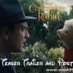 Childhood Friends Come Back with the Teaser Trailer for Christopher Robin! #ChristopherRobin