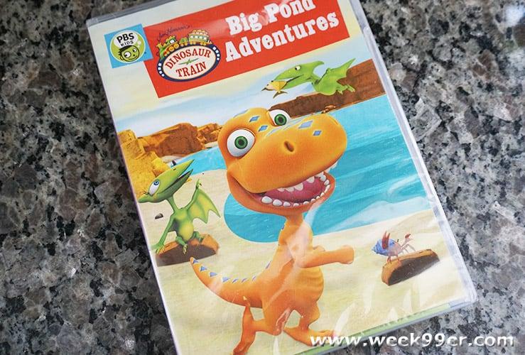 Dinosaur Train Big Pond Adventures