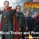 The Marvel Studios' Avengers: Infinity War Trailer and Poster Are Finally Here! #InfinityWar