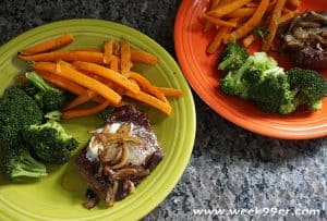 kroger prep + Pared meal box review