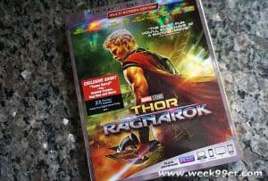 Watch Ragnarok Happen and Amazing Bonus Features with Thor at Home on Blu-Ray and DVD #ThorRagnarok