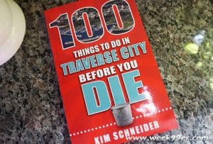 Traveling to Traverse City? Don't Forget this Must Have Book!
