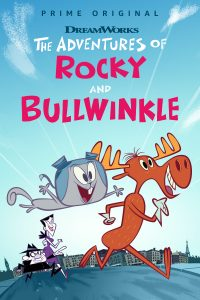 The Adventures of Rocky and Bullwinkle on Amazon