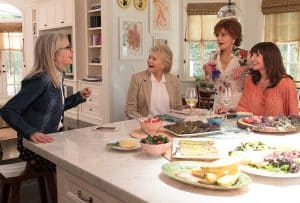 New Trailer for Paramount's Book Club #Bookclub