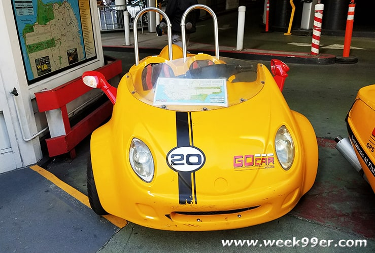 Experience San Francisco in a Go Car – Views, Education and Entertainment