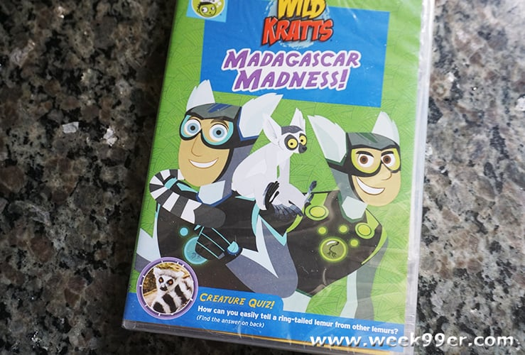 Wild Kratts Madagascar madness review